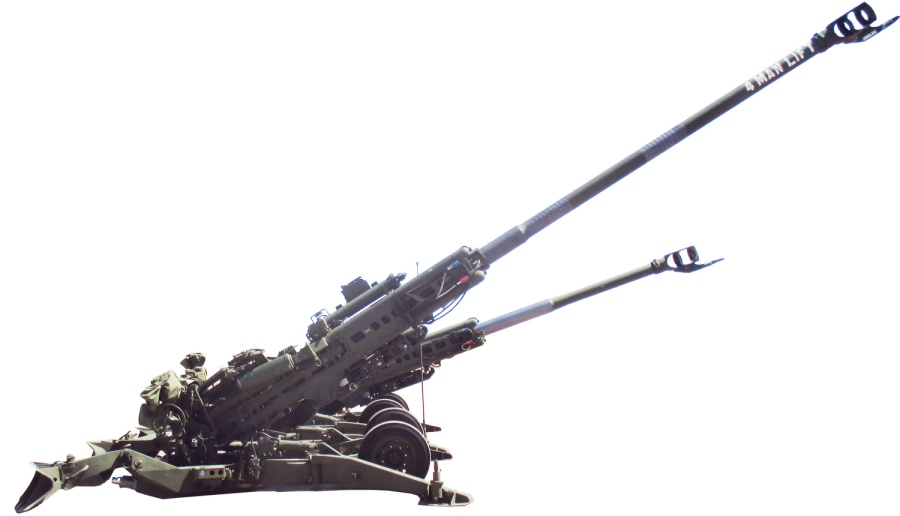 Researchers looking to extend howitzer's range to more than 40.