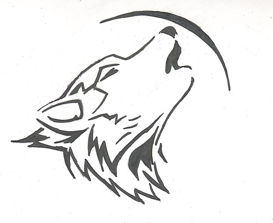 Free Howling Wolf Clipart, Download Free Clip Art, Free Clip Art on.