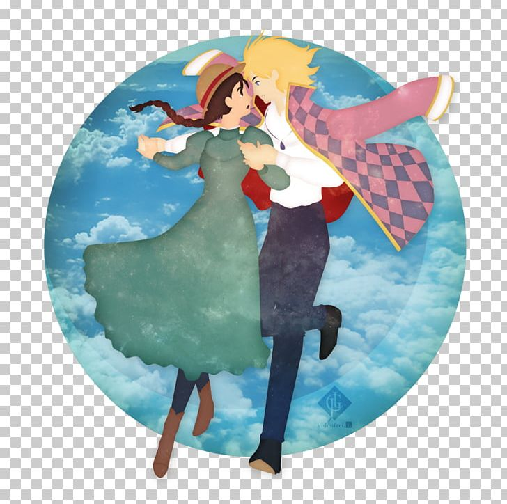 Howl's Moving Castle Wizard Howl Hin Studio Ghibli PNG, Clipart.