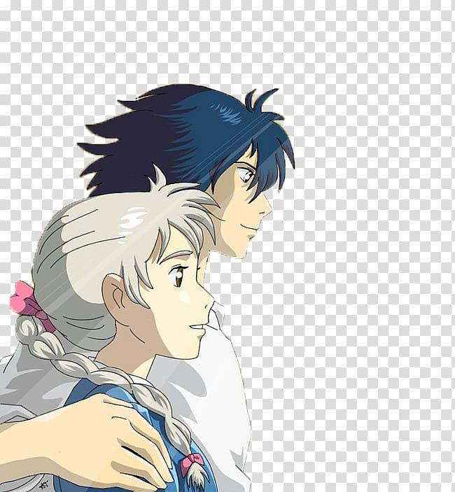 Howl\'s Moving Castle Wizard Howl Anime Studio Ghibli Mangaka, Anime.