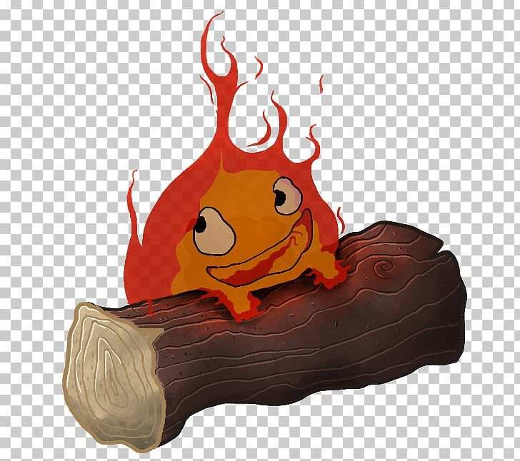 Calcifer Wizard Howl Howl's Moving Castle Studio Ghibli Sophie.