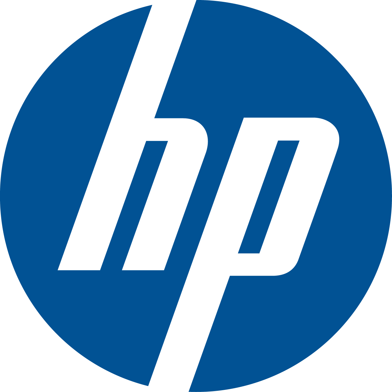 HP Logo [Hewlett Packard] Vector Icon Te #553377.