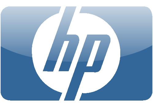 Drawing Vector Hp Logo #24679.