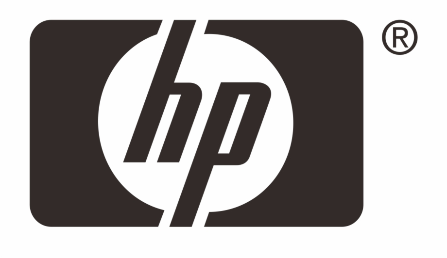 Hp Logo Vector.