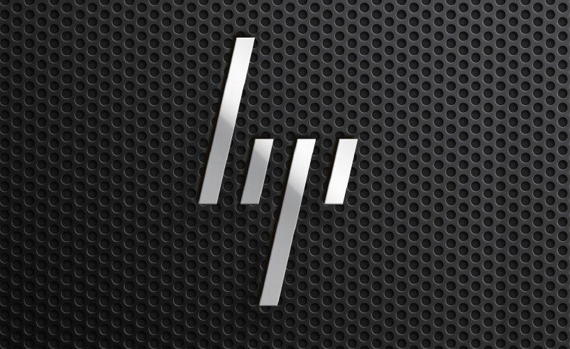 moving brands: new HP logo & identity system.