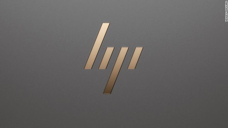 HP logo 1974.