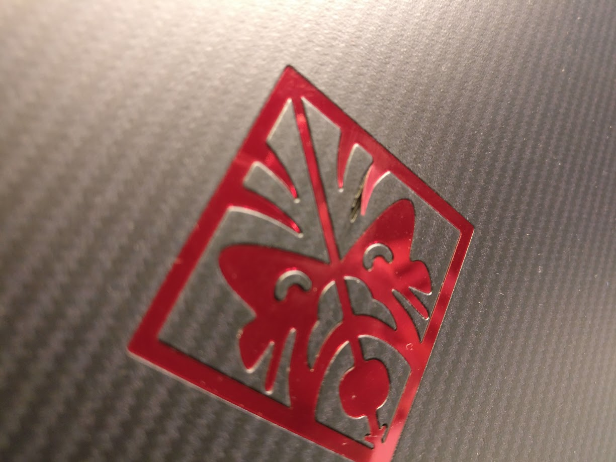 Re: Hp omen logo Falling off.
