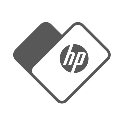 HP Sprocket App for iPhone.