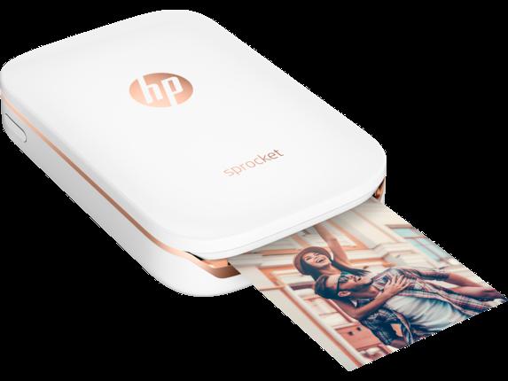 HP Sprocket Photo Printer.