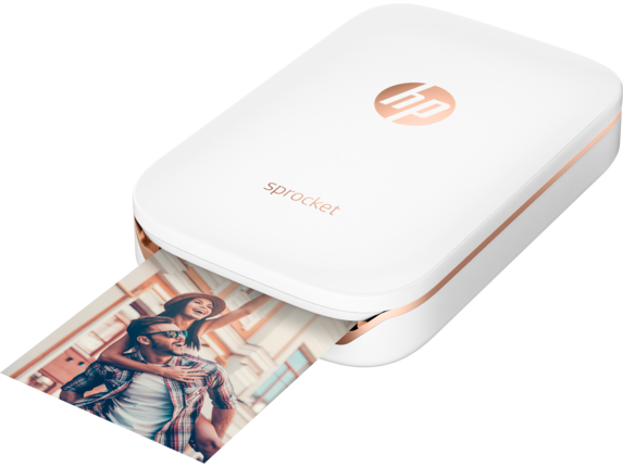 HP Sprocket Photo Printer(Bluetooth).