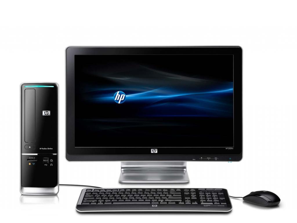 Hp desktop clipart hd.