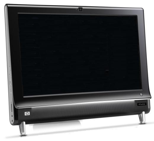 HP Touch 300 Desktop PC.