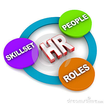 Hr Manager Clipart.