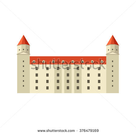 Bratislava Castle Stock Photos, Royalty.