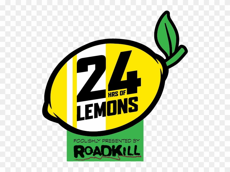 24 Hours Of Lemons Australia Logo Clipart (#476120).