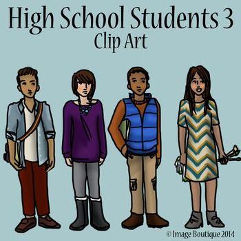After high school opportunities clipart.
