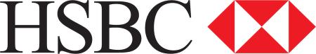 HSBC logo vector.