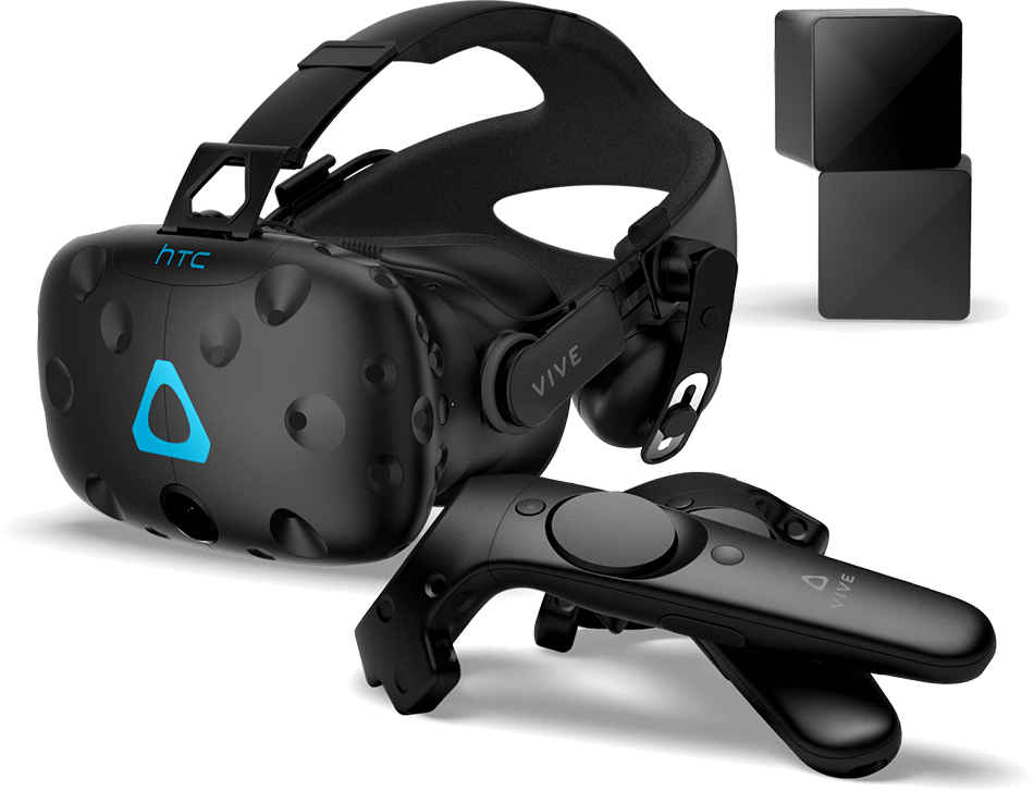 VIVE BUSINESS EDITION VR SYSTEM.