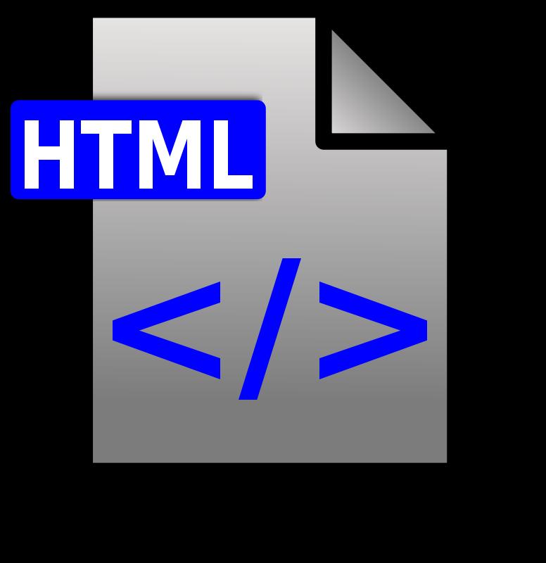 Html clip art codes.