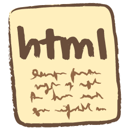 Html Icon.