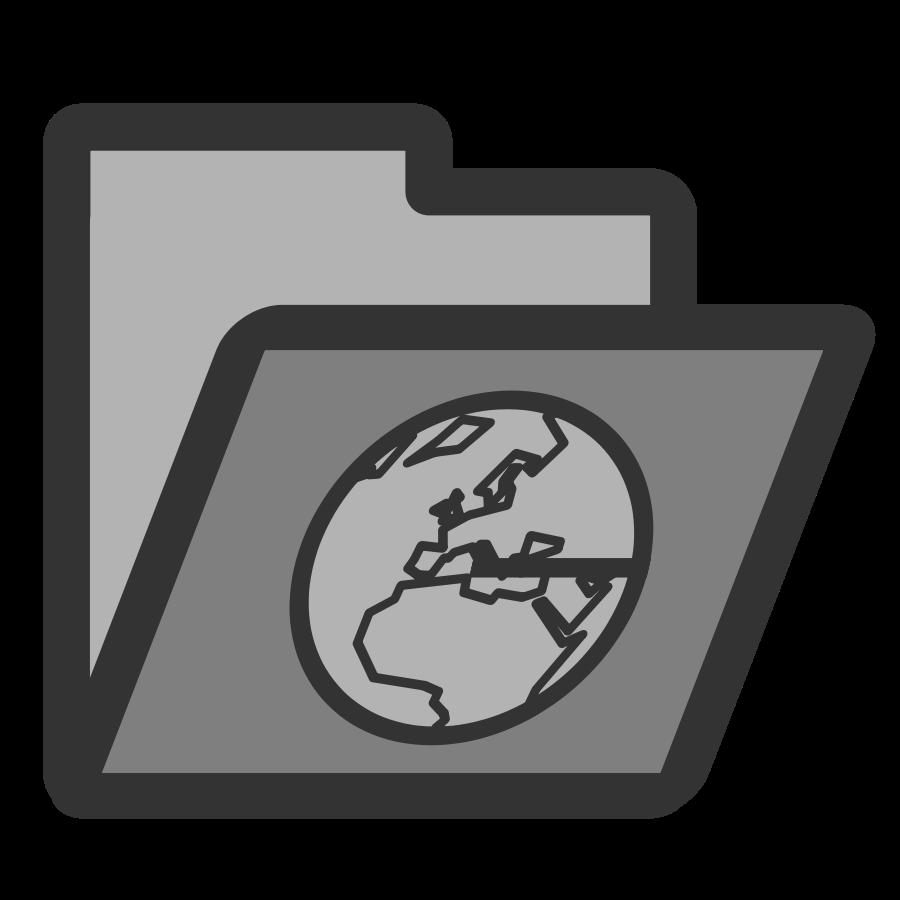 Folder html Clipart, vector clip art online, royalty free design.