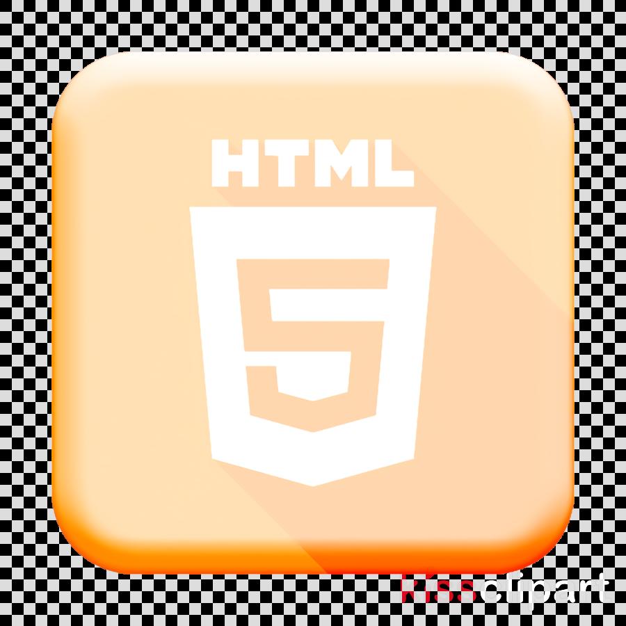 css icon html icon html5 icon clipart.