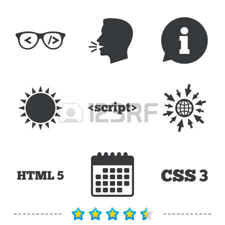 0 Html5 Stock Vector Illustration And Royalty Free Html5 Clipart.