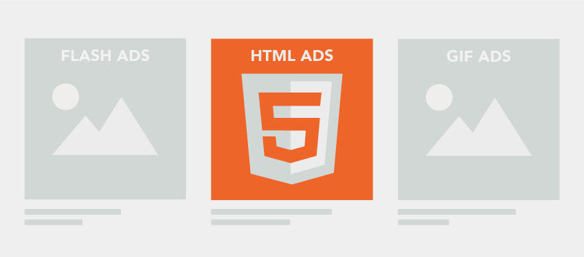 Display Advertising: A comparison of HTML5 and GIF ads.