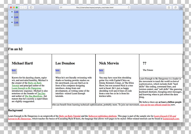 Web page Web development Cascading Style Sheets, css PNG.