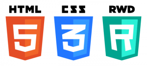 Free Responsive Web Design (RWD), HTML5 and CSS3 Vector Logos in PSD.