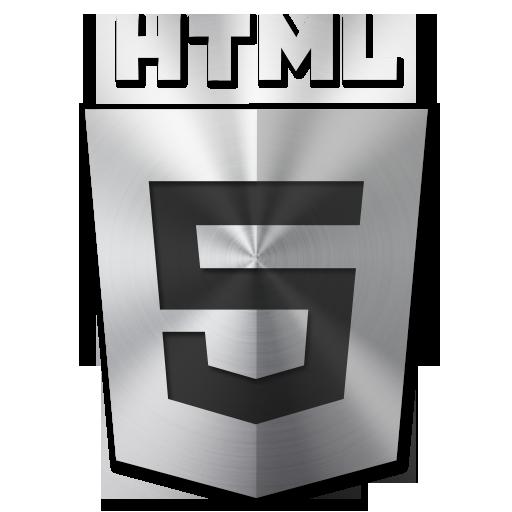 Vector Html5 Icon #12129.