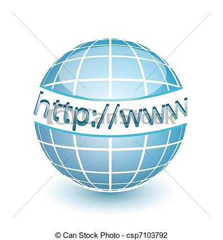 HTTP Search Clip Art.