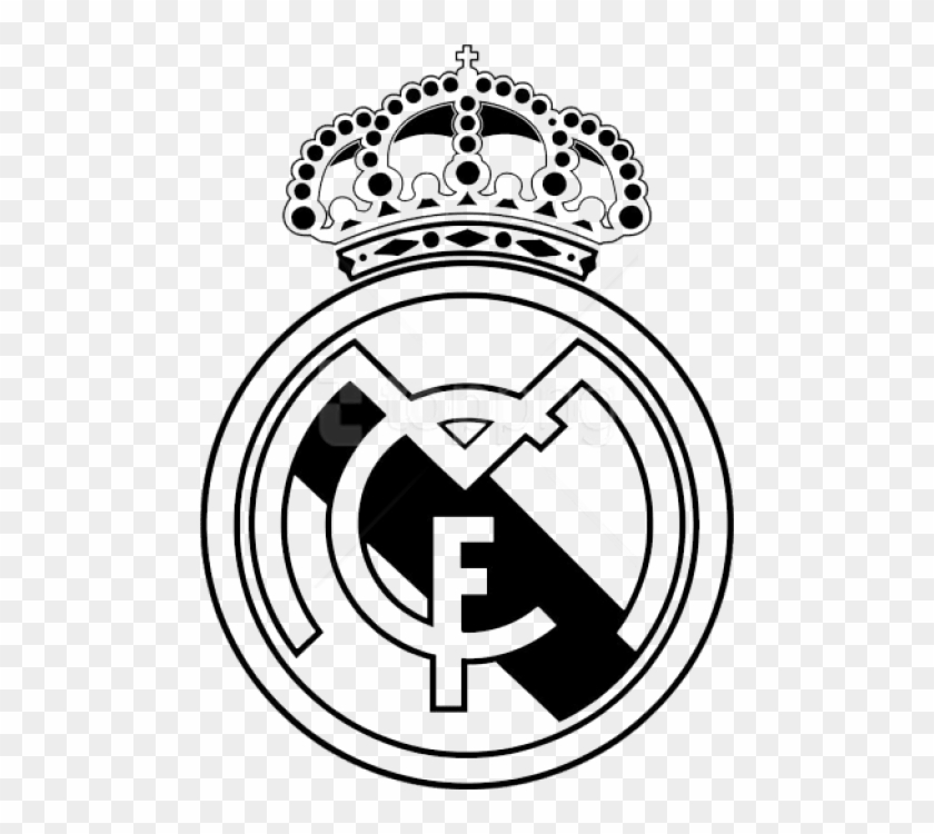 Real Madrid Logo Transparent Background.