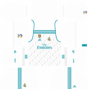 Real Madrid Kits and Logo URL Free Download.