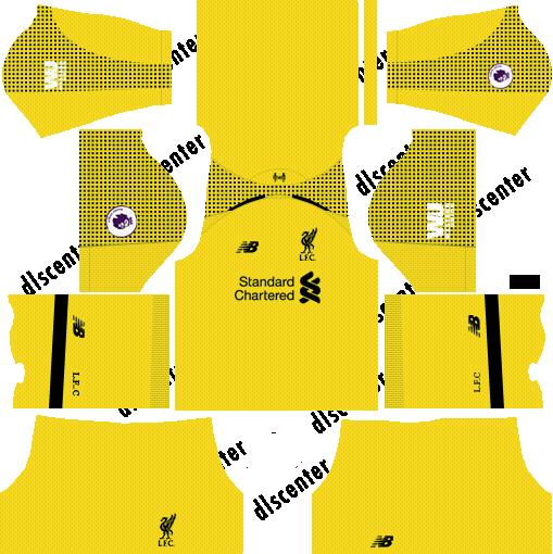 Latest Dream League Soccer 2019/2020 Kits & Logo Pack.