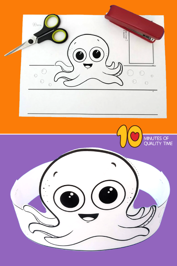 octopus crafts for pre k.