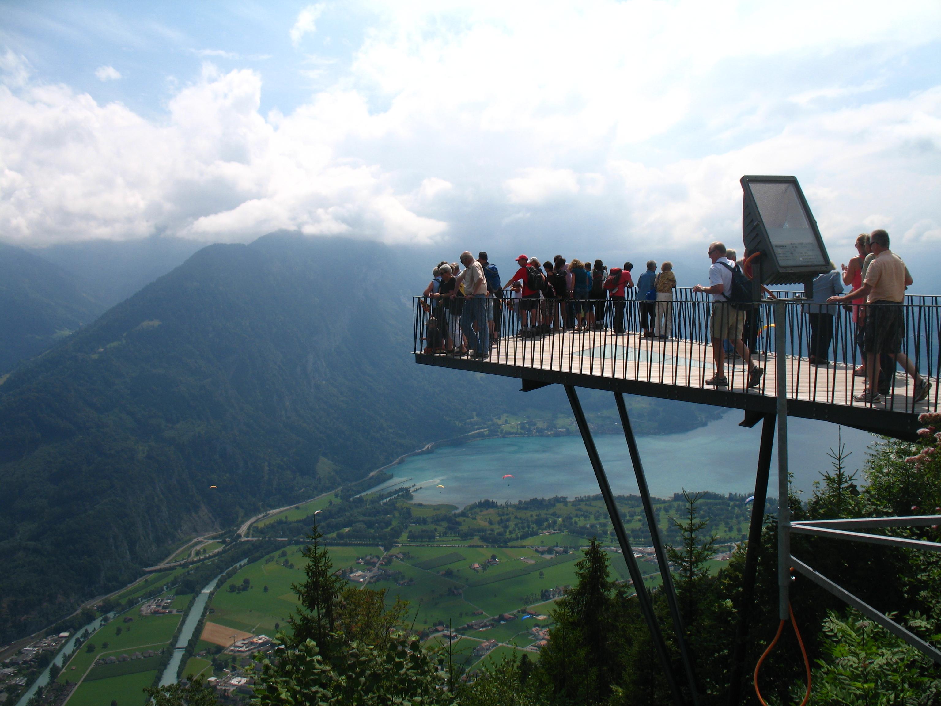 Harder Kulm, Switzerland 2019.