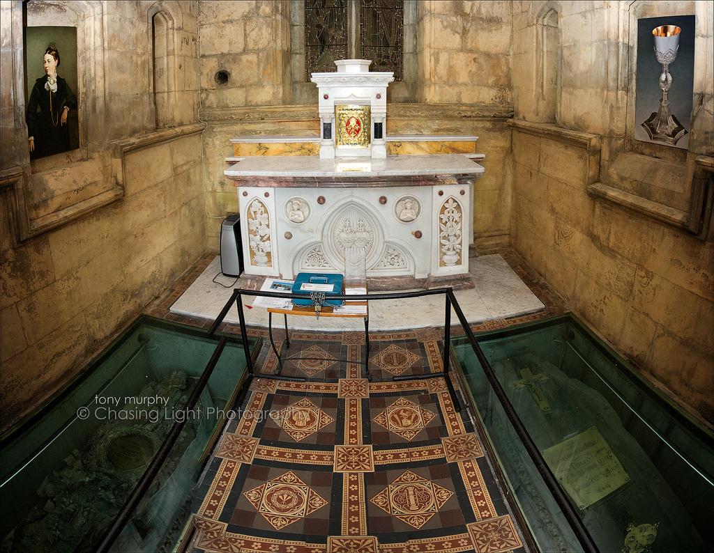 Costello Memorial Chapel, Ireland 2019.