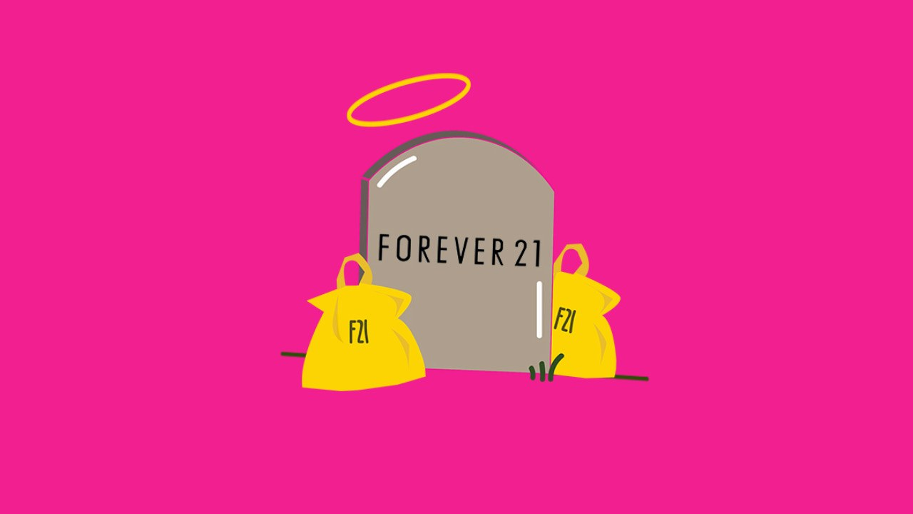 Forever 21 Is Now Bankrupt. Here\'s What I Learned Shopping.