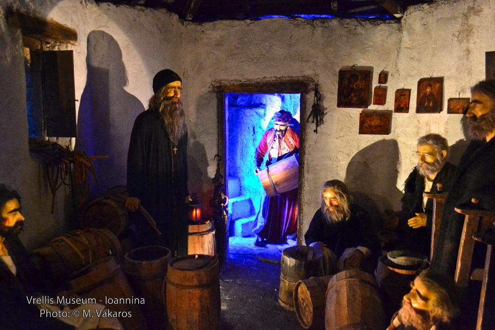 Pavlos Vrellis Museum of Greek History, Greece 2019.