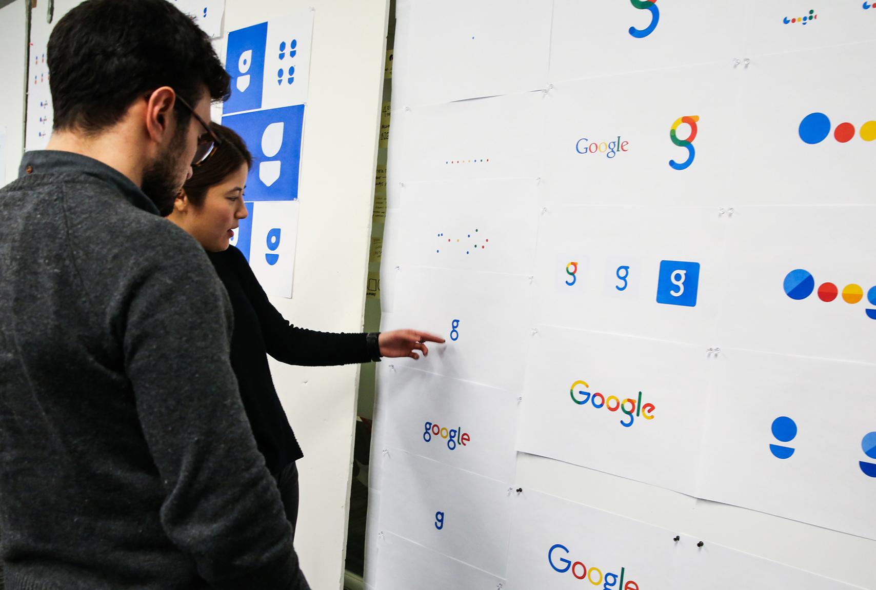 Evolving the Google Identity.