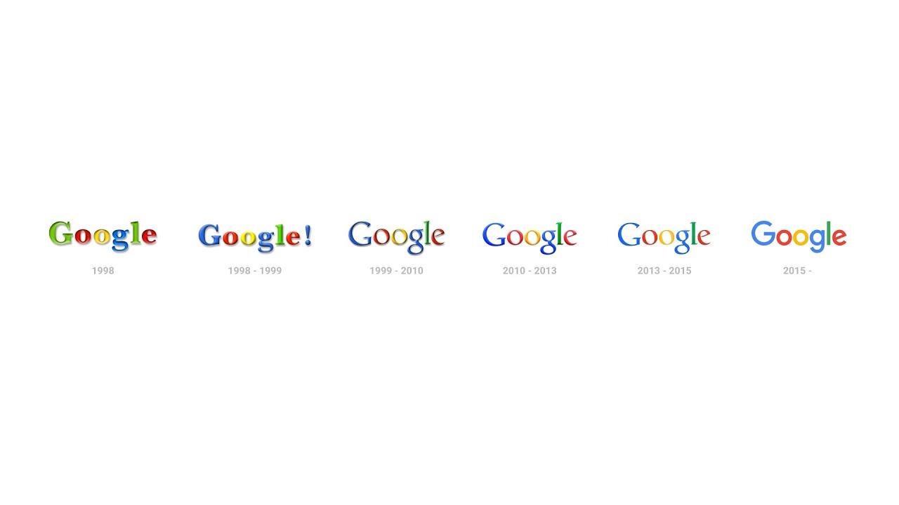 Here's Google's brand new logo.