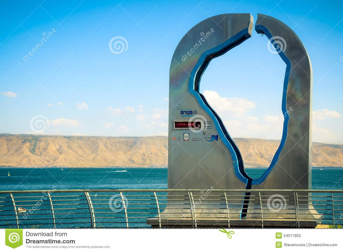 Water Level Surveyor, Israel 2019.