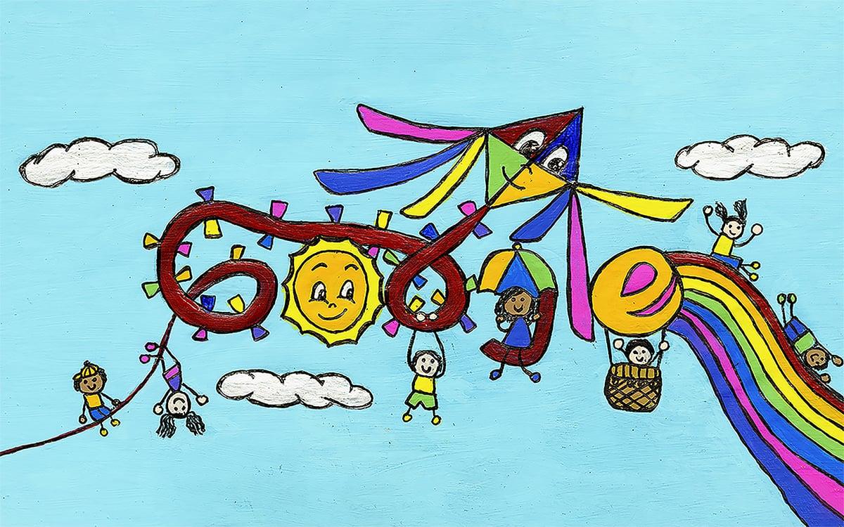 Doodle for Google.