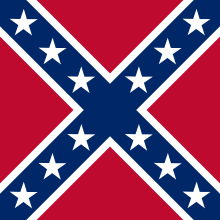 Flags of the Confederate States of America.