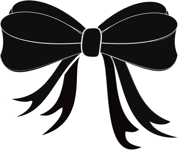 Free Black Ribbon Pictures, Download Free Clip Art, Free.