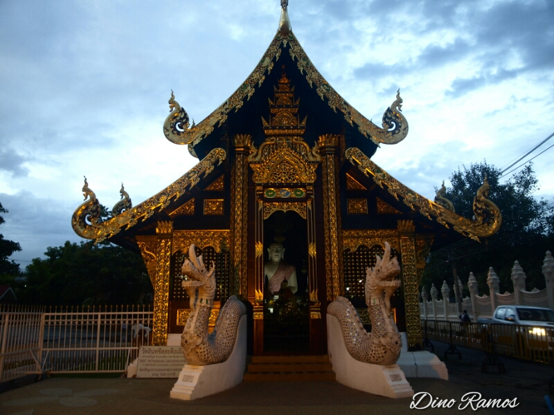 Wat Phan Tao, Thailand 2019.