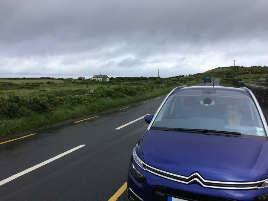 Self Drive Ireland Itinerary.