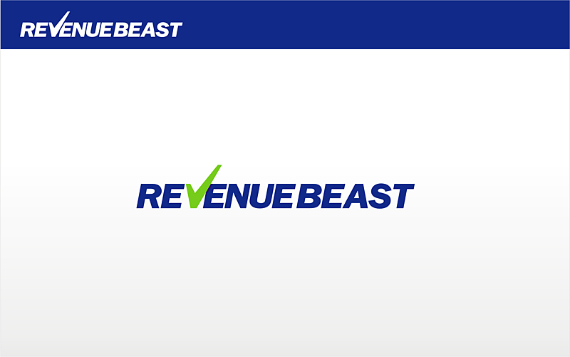 Masculine, Modern, Industry Logo Design for Revenue Beast by.