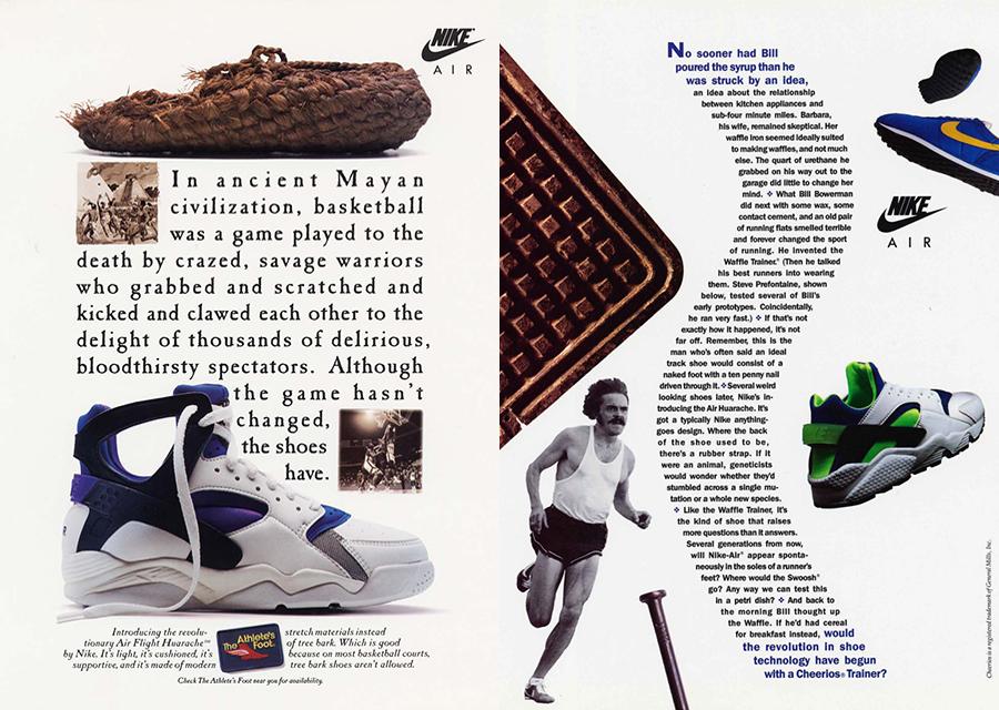 What Is The Nike Huarache.